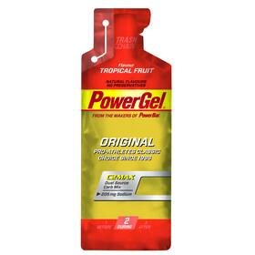 PowerBar Powergel Original Sportvoeding met basisprijs Tropical Fruits beige/oranje
